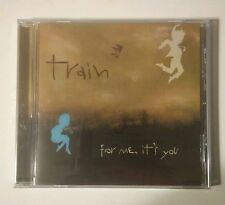 For Me, It's You by Train (CD, Jan-2006, Columbia (USA))