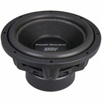 "Power Acoustik BAMF Series BAMF-104 3200W MAX 10"" Dual 4 Ohm Car Audio Subwoofer"