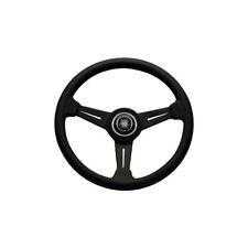 Beetle cabrio volant, NARDI CLASSIC, Cuir noir, 340 mm-wc400009