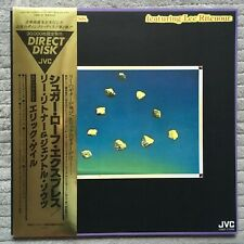 Sugar Loaf Express Featuring Lee Ritenour VIDC-2 JAPAN EX LP Tested w/OBI