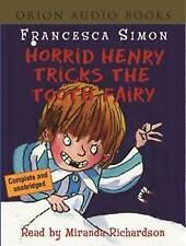 Horrid Henry Tricks the Tooth Fairy by Francesca Simon (Audio cassette, 2001)