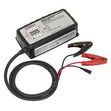 Sealey Battery Support Unit & Charger 12V-25A 24V-12.5A - BSCU25