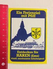 Aufkleber/Sticker: Entdecken Sie Haren Ems (23031720)
