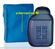 PURE BLUE DELUXE LIMITED EDITION CREATION LAMIS FOR MEN 3.3 OZ 100 ML EDT SPRAY
