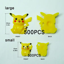 #00058 PICACHU MINIATURE 1000PCS ATTACH YOUR PIKACHU ANYWHERE! MADE IN KOREA