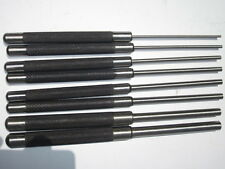 "8 PC Pcs LONG PIN PUNCH TOOL SET 2.4mm - 10mm 3/32"" - 3/8"" NEW stock back"