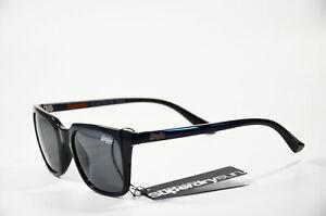Superdry Sds Haylee 104 Damen Kunststoff schwarz Sonnenbrille Neu
