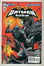 Nov. 2011 DC Comics New 52 ( 1st Print ) Batman  and Robin #3