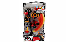 HERO 108 Battle Bouts Action Figures Ring of Fire with Lin Chung & Snack King