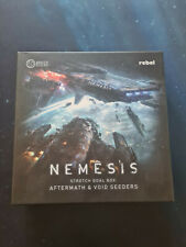 Nemesis Aftermath Stretch Goals Box - Hirngespinster & Nachspiel - deutsch