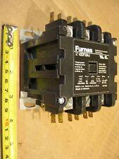 Furnas 42DF35AJ Definite Purpose Controller Contactor 50A 3 Pole 600V 24V Coil