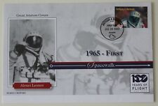 Antigua & Barbuda  2003  Aviators Alexei Leonov  1965 First Spacewalk  FDC Cover