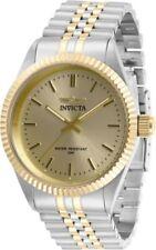 Invicta Men's 29382 Specialty Quartz 3 Hand Champagne Dial Watch