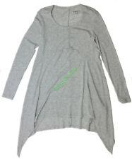 New Women's Maternity Handkerchief Long Sleeve Blouse Liz Lange NWT Medium
