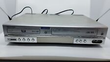Samsung DVD Player Video Cassette VHS VCR Recorder Combo Dual Deck DVD-V2500