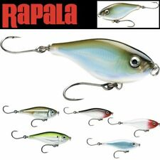 Rapala Slow Sinking Casting Lure Twitchin Mullet