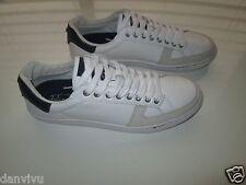 """Penguin PRVL2035 RAVE Leather Men' Sneaker White 8.5M (10 3/16"""" feet) MSRP $130"""