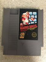 Super Mario Bros Nintendo NES Action Series Game Cartridge w/ Sleeve #724