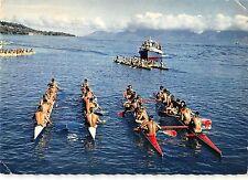BR50465 tahiti depart d une course de piroques doubles    Oceania   Tahiti