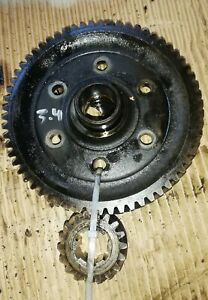 MINI COOPER 3.44 DIFF 18/62 1275 998 ENGINE GEARBOX DIFFERENTIAL DRIVE SHAFT