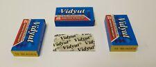 Vidyut Super Platinum Double Edge Shaving Blades Shaver Safety Razor 5 10 20