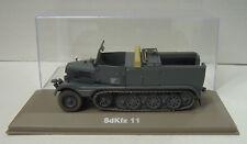 Fertigmodell Sd.Kfz.11, Leichter Zugkraftwagen 3t, 1/43, Atlas, Metall, Neu