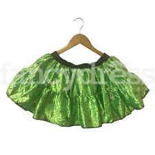 Ladies Spider Web Halloween Tutu Fancy Dress Costume Accessory Black Green NEW