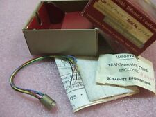 Schaevitz LVDT Linear Transformer Transducer 005MS-LT ±0.005'' Vintage Box C