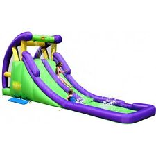 Duplay 20ft Double Mega Inflatable Waterslides 9029