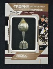 2020-21 O-Pee-Chee OPC Patches Hart Memorial Trophy #P-67 Sidney Crosby
