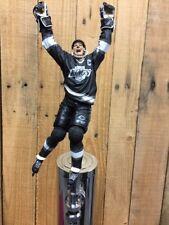 LA Kings Hockey Tap Handle WAYNE GRETZKY NHL Beer Keg  Black Jersey Los Angeles