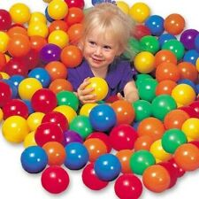 50 pelotas , Bolas de colores niños juguetes para bebés natación Ball Pool Pelot