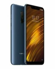 Xiaomi Pocophone F1 - 128GB - Steel Blue (Dual SIM)