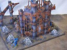 warhammer 40k sector imperialis basilicanum  administratum terrain scenery