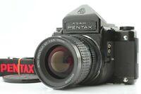 【NEAR MINT】 Pentax 67 Late Model 6x7 Eye Level Finder w/ SMC P 75mm f/4.5 JAPAN