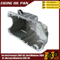 264-440Engine Oil Pan for Ford Freestar 2007-04 Ford Windstar 2003-01 1F2Z6675AA