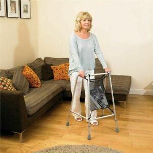 2 x Homecraft Net Bags for Walking Frames pushchairs, prams- 091116813 (mmc)