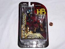 NEW Hellboy II B.P.R.D. Buddies RED and ABE SAPIEN brpd b r p d hell boy 2 Mezco