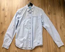 Scotch & Soda Hemd, weiss-blau kariert, Gr.: M * wie neu *