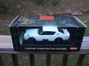 KYOSHO 1/18 Nissan Skyline 2000 GT-R (KPGC110) 08251W