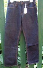 BNWT Target (34) Men's STRAIGHT FIT Cotton R.Indigo Blue Denim Jeans - in Aust