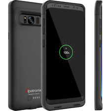 Alpatronix BX430 4500mAh Portable Battery Charging Case for Samsung Ga