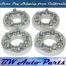 "4PC 1.25"" WHEEL SPACER ADAPTERS 5X110 or 5X112 TO 5X112"