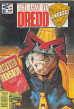 Law of Dredd, The #32 VF/NM; Fleetway Quality | save on shipping - details insid