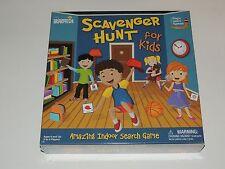 SCAVENGER HUNT FOR KIDS BOARD GAME *NEW* BRIARPATCH
