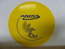 "INNOVA STAR CRO w/ OOP ""ROC Skeleton Graphics"" Yellow w/ Blue Stamp 171g -New"
