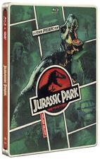 Jurassic Park (Steelbook) (Blu-ray + DVD + DIG New Blu