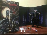 1/6 Batman Who Laughs Dark Nights Metal Action Figure Model MX Toys JX01 toy