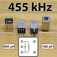Coil Adjustable 455kHz [for Quadrature FM, IF Trans.] GRA & AFCH
