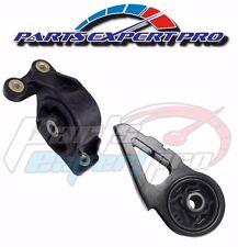 2007-2008 HONDA FIT FRONT AND REAR ENGINE MOTOR MOUNT SET MANUAL TRANSMISSION